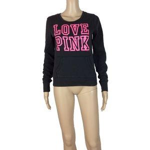 Victorias secret pink crew neck sweatshirt